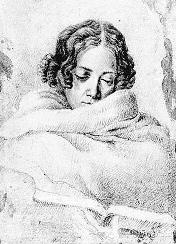 Bettina von Arnim - Ludwig Emil Grimm, 1810