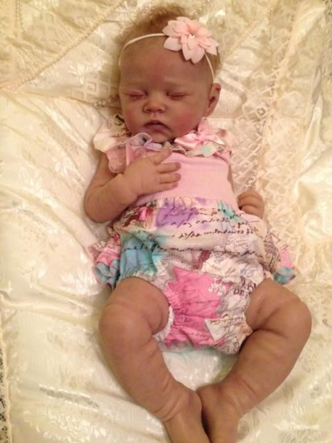 Romie Strydom Silicone Reborn Baby 4 Real Babies