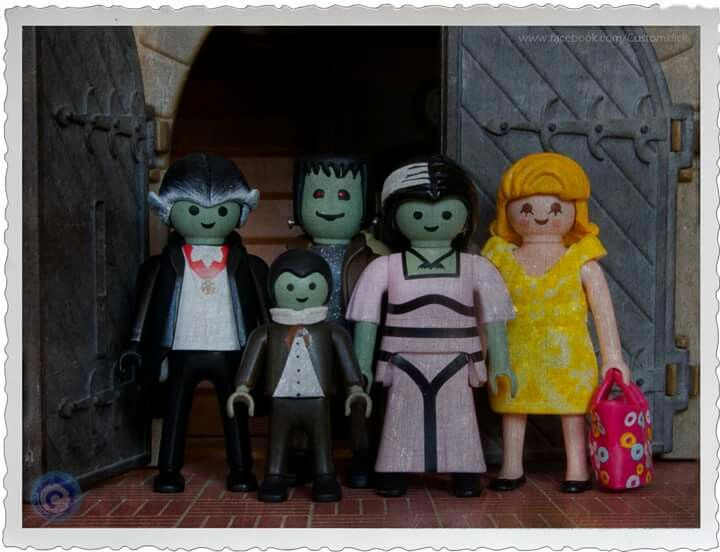 Playmobil The Munsters
