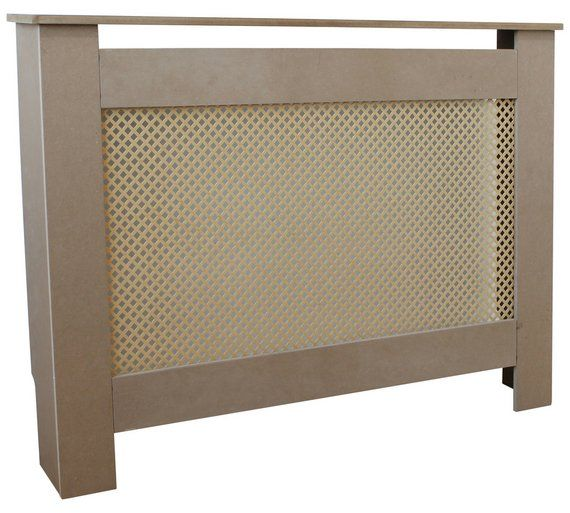 Buy HOME Odell Medium Radiator Cabinet - Raw at Argos.co.uk, visit Argos.co.uk to shop online for Radiator covers, Home furnishings, Home and garden