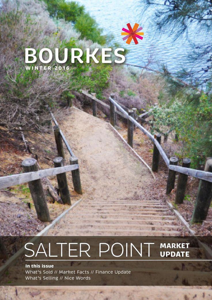 Salter Point Market Update - Winter 2016 (Kathryn Perin)