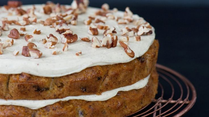 Looking for an undisputed star to serve up at a special-occasion afternoon tea? Try this luxury layered carrot cake.