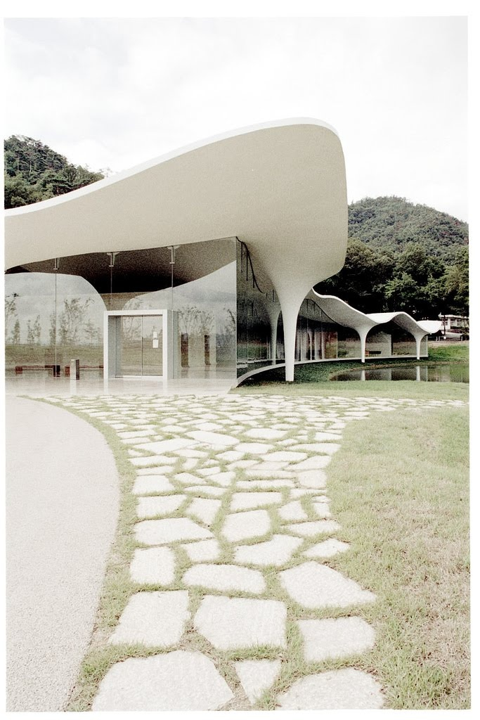 Digital Architecture & Technology: Meiso No Mori, Toyo Ito & Associates (Mutsuro Sasaki - Flux Structures)