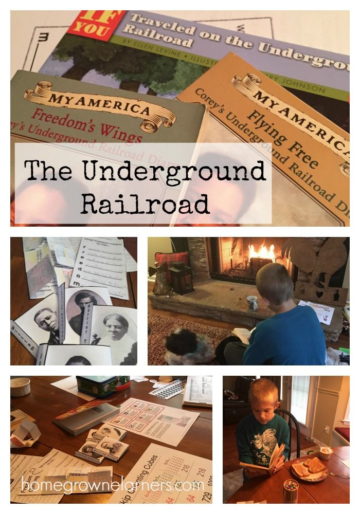 Research Paper on Underground Railroad