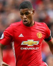 Man United hero Robin van Persie: What I think of Marcus Rashford