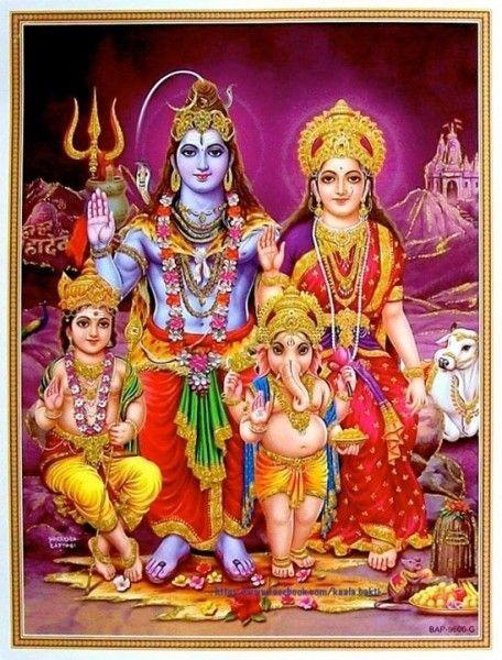 Lord Shiva Ji - God Pictures