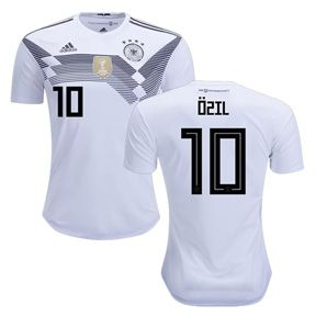 adidas Germany Ozil #10 WC2018 Soccer Jersey (Home 17/18): https://www.soccerevolution.com/store/products/ADI_41066_A.php