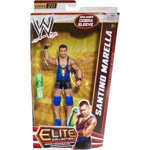 WWE Elite Series Santino Marella Action Figure