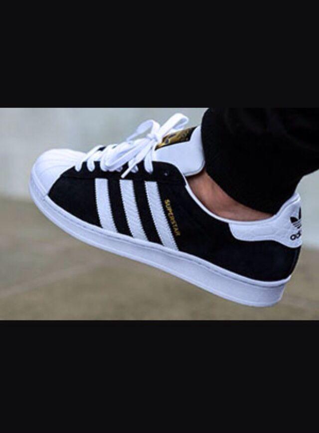 addidas SUPERSTAR BLACK & WHITE⚡️☁️⛅️☀️