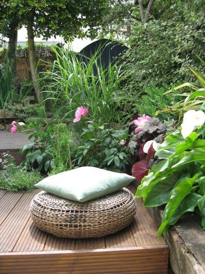 chepstow town garden