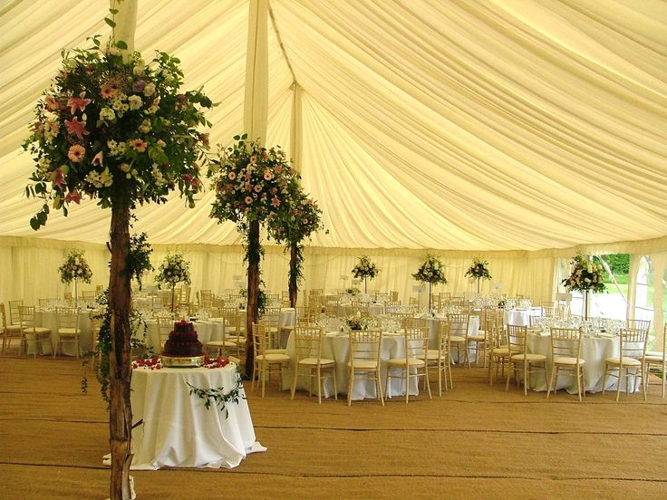 Stunning Floral Arrangements Using The Traditional