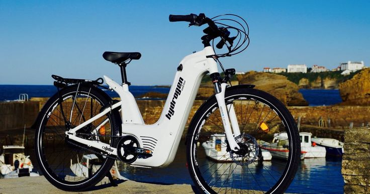 Who needs a battery? Pricey Alpha is first ebike powered by a hydrogen fuel cell