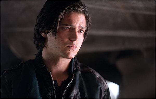 He has the puppy dog eyes mastered. Finn Collins. Thomas McDonell.