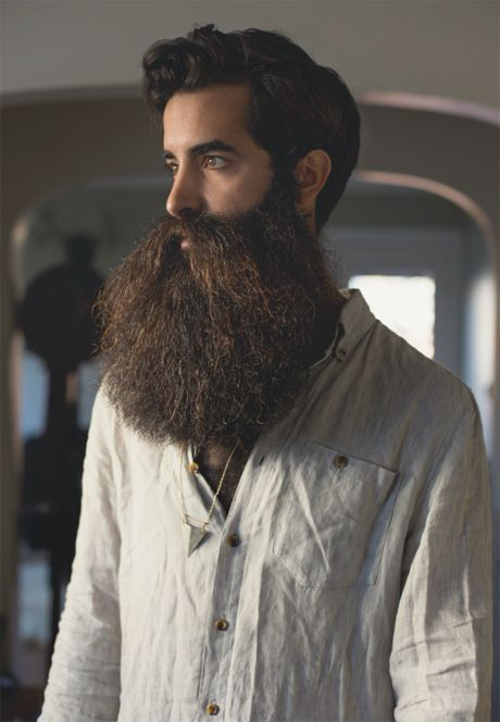 Movember is drawing to a close – but for those of you who want to keep   growing, Gareth May asks the man with the world's best beard for his   facial hair advice