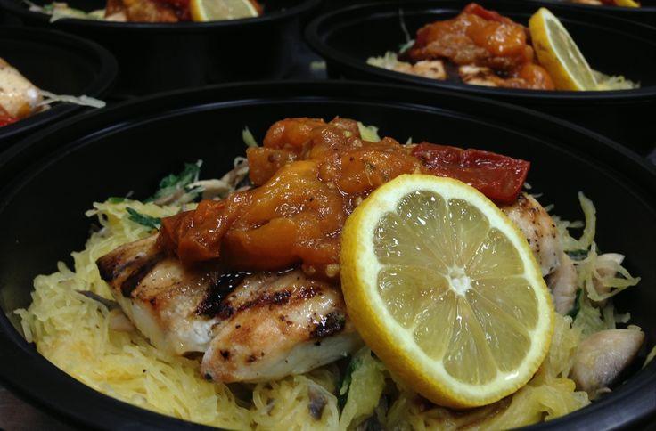 Healthy Food Delivery Coconut Grove