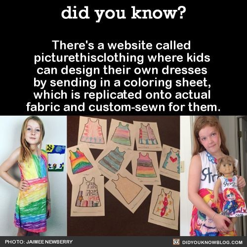 I want to do this for my kid one day!