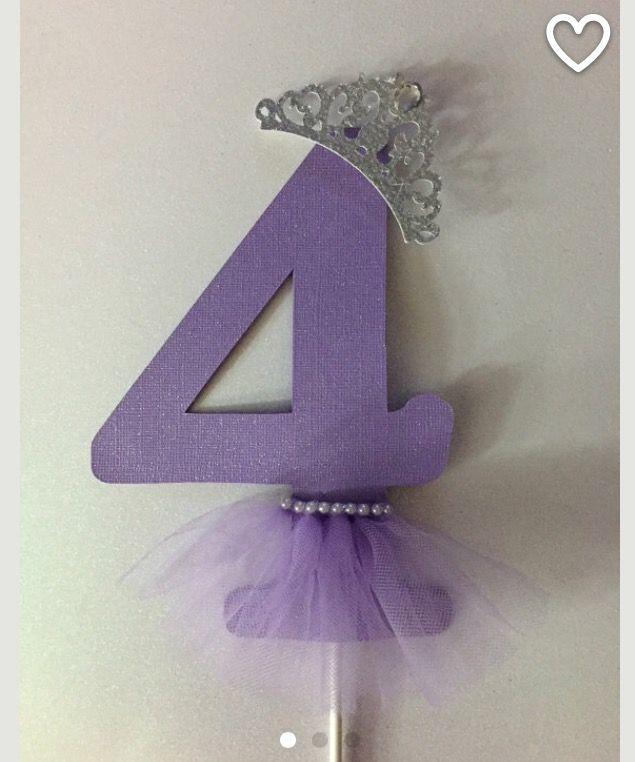 princess number