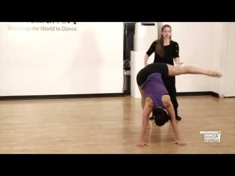 BDCMoves: Contemporary Floorwork with Tracie Stanfield
