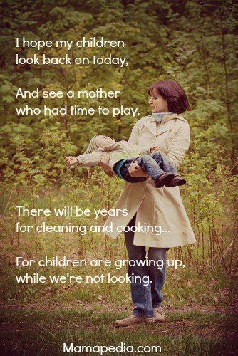 I have alot of time a head of me to work…i love being a stay at home mom. I wouldn't change it for the world.. kids grow up fast!Amanda Beachboard