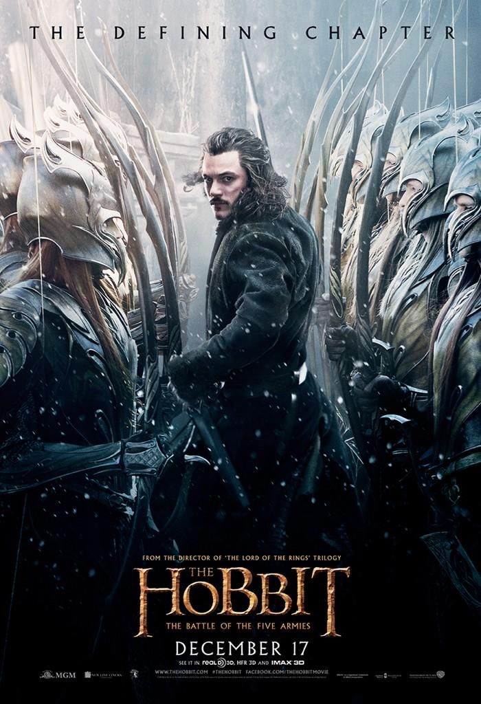 Bard - The Hobbit: Battle of the Five Armies