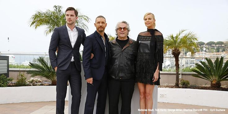 Photocall #Cannes2015 – MAD MAX: FURY ROAD by George Miller