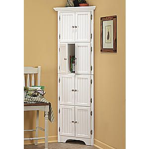 8 Door Corner Cabinet From Seventh Avenue Dw53261 Bathrooms Pinterest Doors And