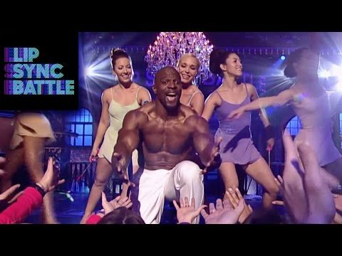 Terry Crews' Epic Lip Sync Will Give You Intense Feelings