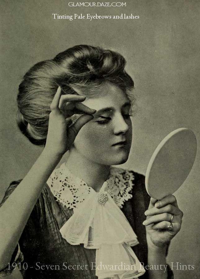 51 best edwardian makeup images on pinterest beauty