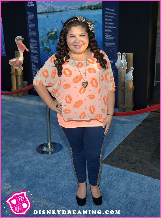 "Raini Rodriguez At The ""Finding Nemo 3D"" Movie Premiere"