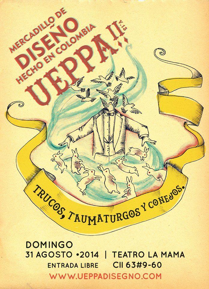 Ya esta casi esta lista la 13va edición de Ueppa!!