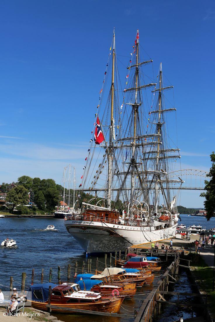 Gamlebyen , Fredrikstad- Norway
