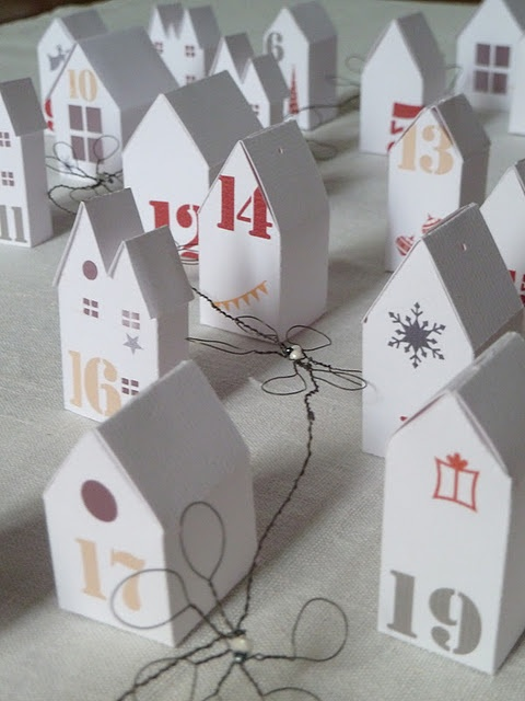 tiny house advent
