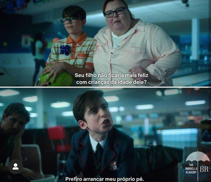 Frases De The Umbrella Academy Trechos Netflix Filmes E Series Maratona De Filmes Frases Marcantes De Filmes