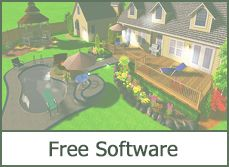 free home design software backyard and pool - Patio Design Software