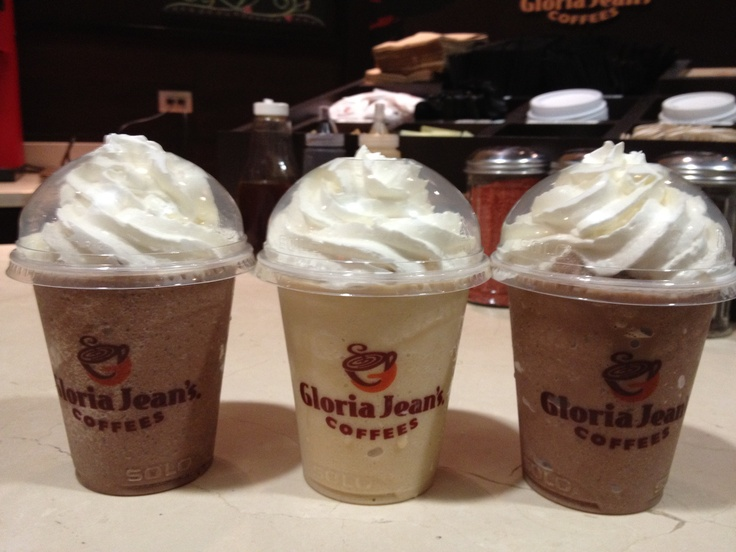 Gloria Jeans Coffee - tried and tested many of them through Australia