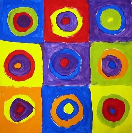Kandinsky-1st Grade