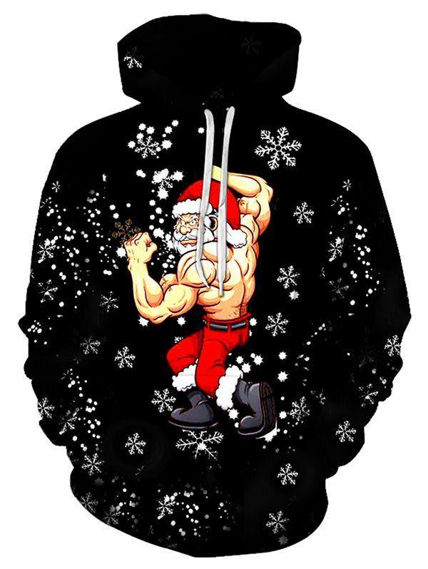 Jan 9, 2020 - Santa Claus Snowflake Pattern Hoodie , #Affiliate, #Claus, #Santa, #Snowflake, #Hoodie, #Pattern #affiliate