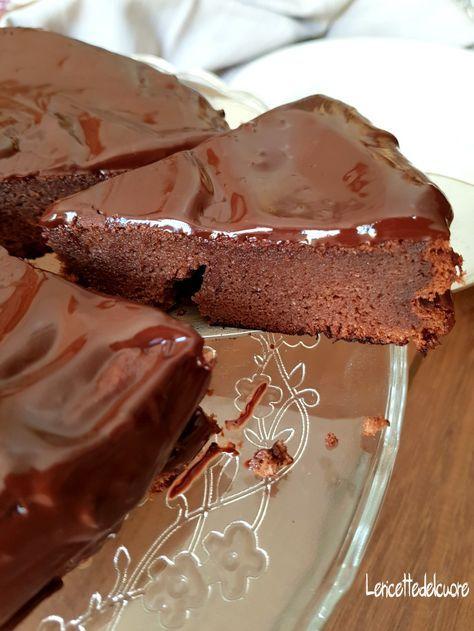 torta morbida al cioccolato, torta al cioccolato, ricette al cioccolato, ricette bimby, le ricette del cuore
