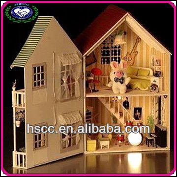 diy sanatları minyatür Dollhouse mobilyaları ahşap oyuncak evi-Diğer Hobi & Oyuncak-ürün Kimliği:557770056-turkish.alibaba.com