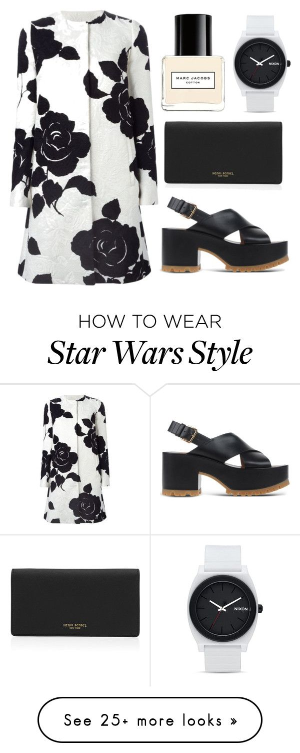 """""""Untitled #63"""" by rach-greenwell on Polyvore featuring Dolce&Gabbana, Marni, Nixon, Marc Jacobs, Henri Bendel, women's clothing, women, female, woman and misses"""