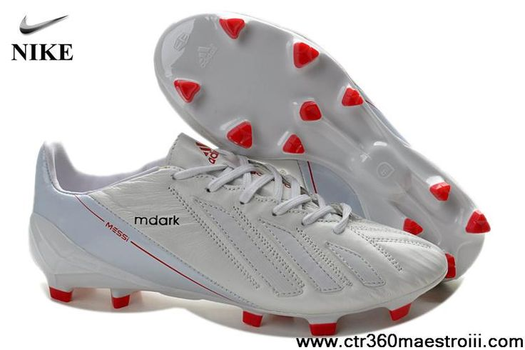 huge discount 69a1f 11936 ... buy adidas f50 adizero micoach fg white football shoes store nike  ctr360 shoes . ...