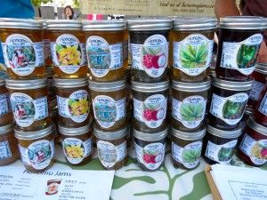 Honomu Jams. The farmers market at the Royal Hawaiian Centre in Honolulu has a great range of products that highlight Oahu's wonderful bounty. Read more at www.foodwinetravel.com.au