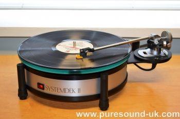 Dunlop Systemdek II record player