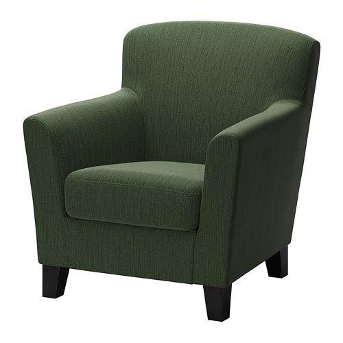 EKENÄS Lenestol - Hensta grønn - IKEA