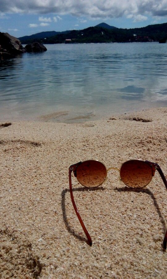 Beach and sunshine