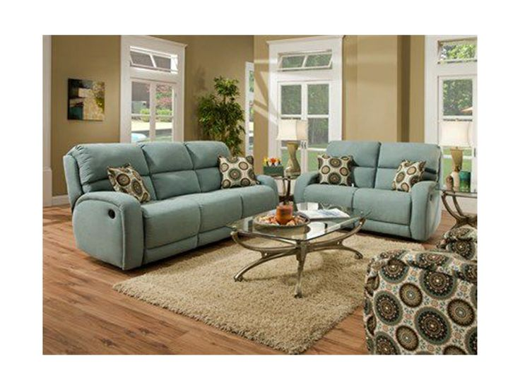 Southern Motion Living Room Double Reclining Sofa With Pillows 884  Solarium 32   Woodleyu0027s Furniture