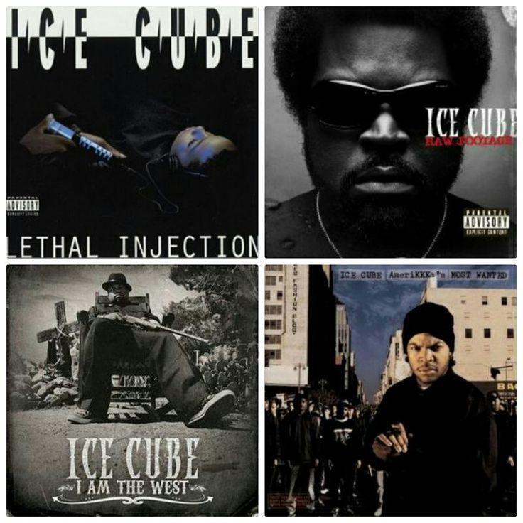 What is your favorite album by @icecube ?  #icecube #nwa #losangeles #westside #california #westcoast #2pac #eazye #drdre #djyella #mcren #hiphopalbums #hiphop #rap #eastcoast #eastside #newschoolrap #oldschool