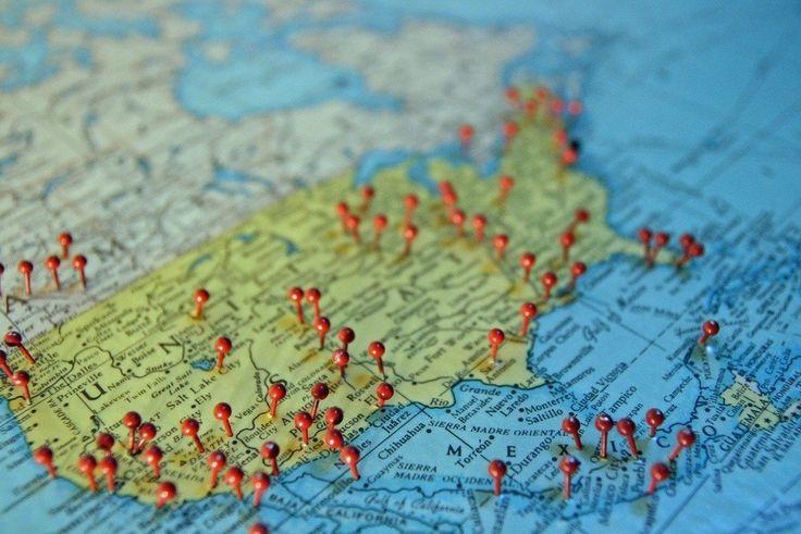 Chcesz wyjechać do Stanów? Załap się na program Work&Travel!  #usa #praca #work&travel