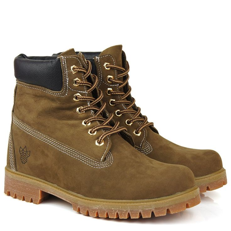 Black Boots - Bota Black Boots Rappa Gold Oliva - BlackBoots