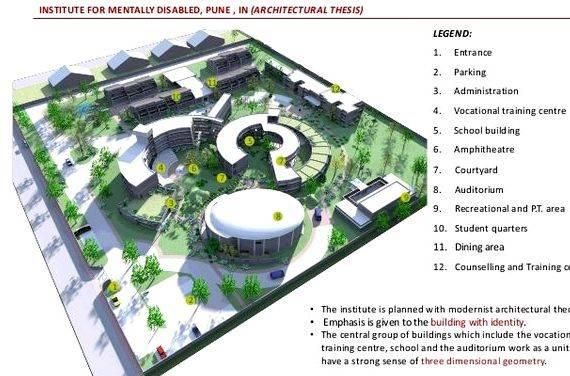 Interesting Thesis Topics For Architecture Thesis - Google Search |  Training Center, Architectural Thesis, Architecture